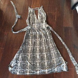 Marc by Marc Jacobs halter dress. Sz S